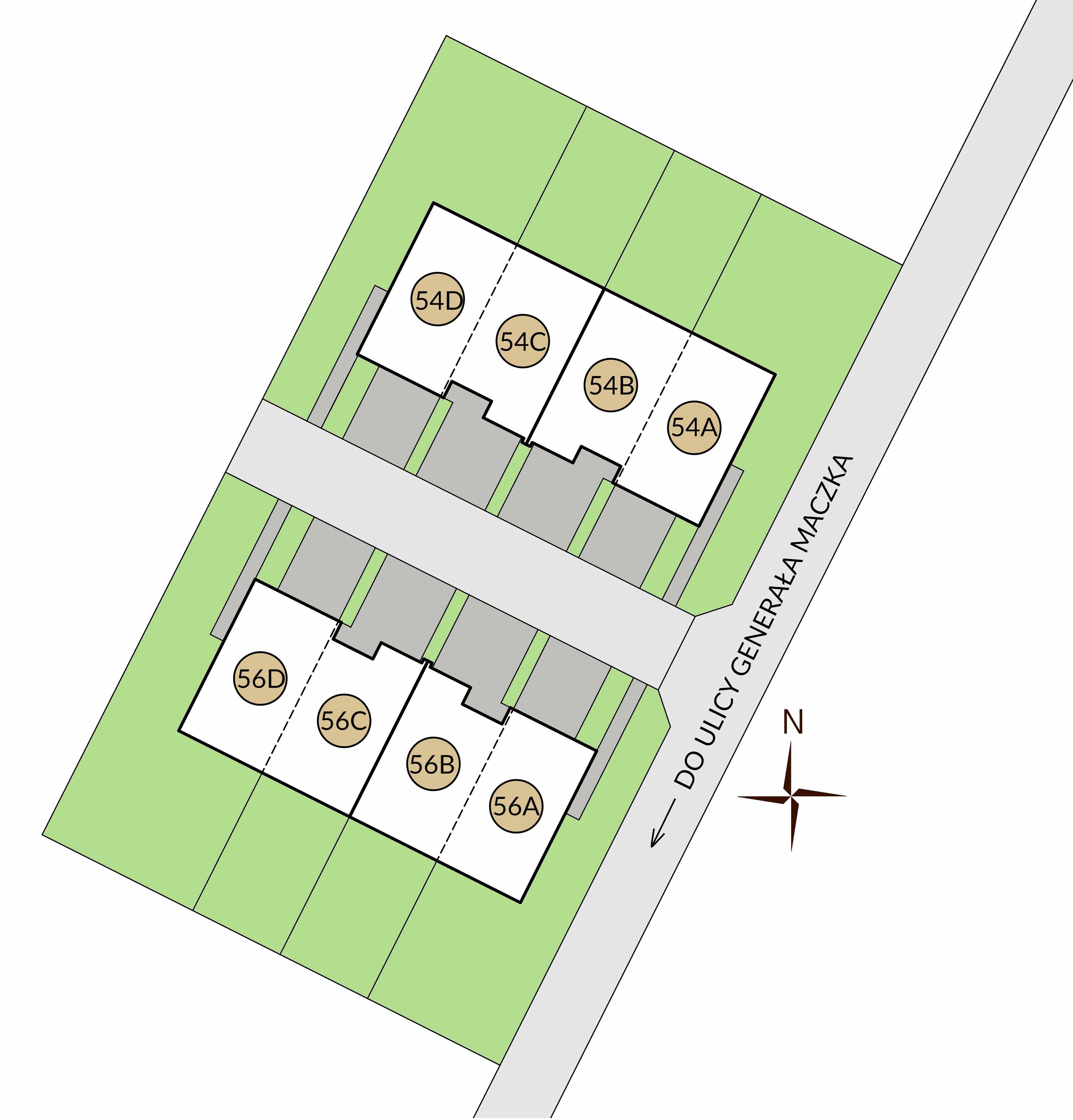 PZT Janow do kart mapa